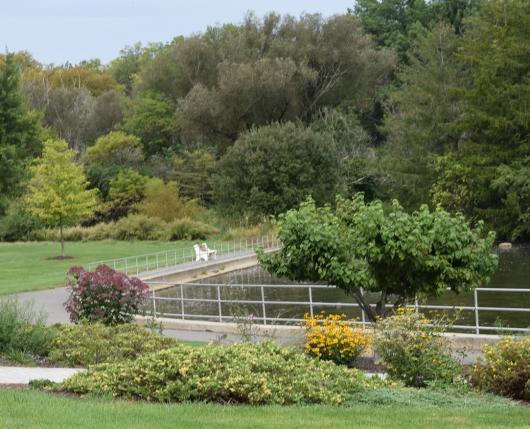 Trexler Park Pond