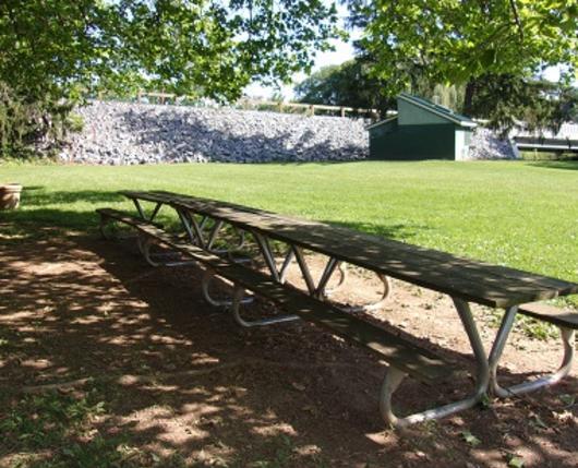 Union Terrace Picnic Grove
