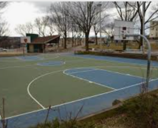 Valania Park - Basketball Court