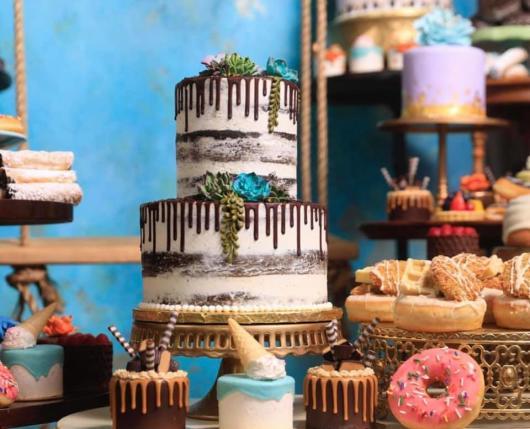 Vegan Treats Cakes Pastries