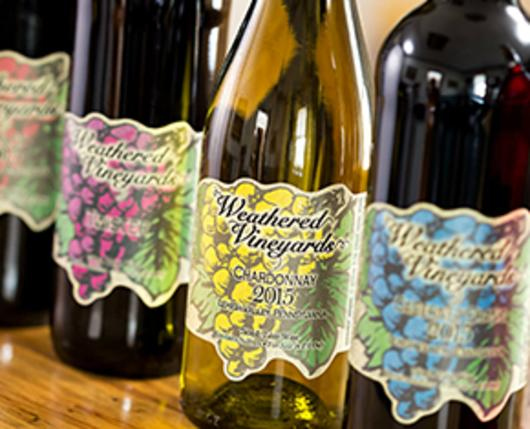 Weathered Vineyards - wines