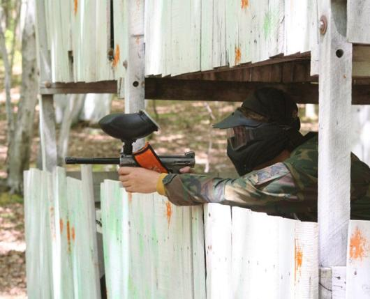 Pocono Mountain Paintball