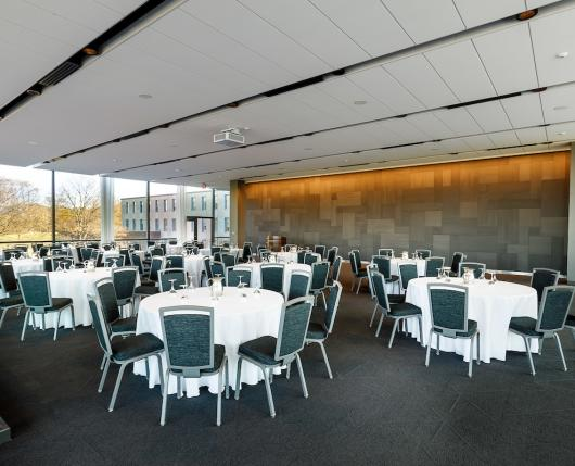 Lehigh University Iacocca Conference Center - Wood Dining Room