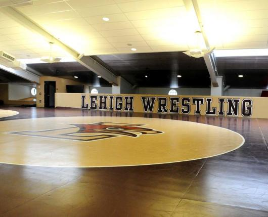Grace Hall Wrestling Room