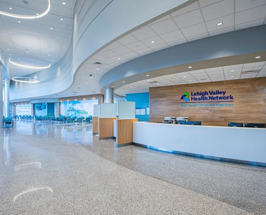 New Space with LVHN