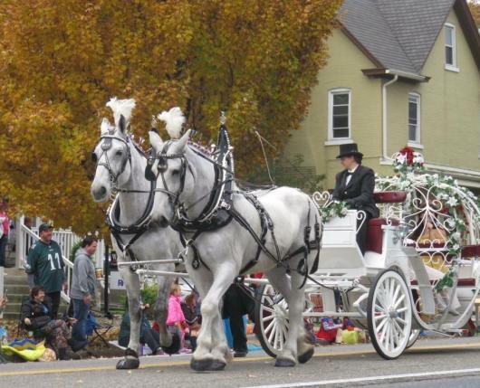 Cinderella Bethlehem Parade