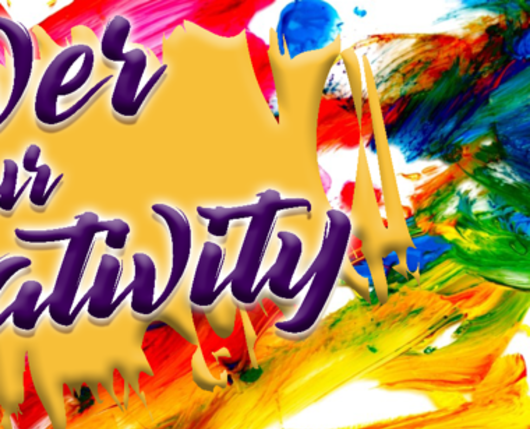 Discover Your Creativity Banner