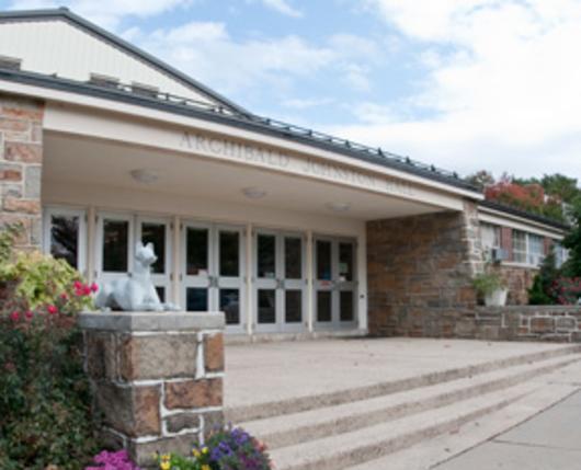 Johnston Hall - Moravian University