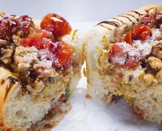 Chicken Soprano Cheesesteak from Wiz Kidz