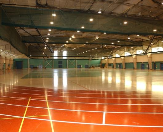 Kutztown University OPake Fieldhouse 02