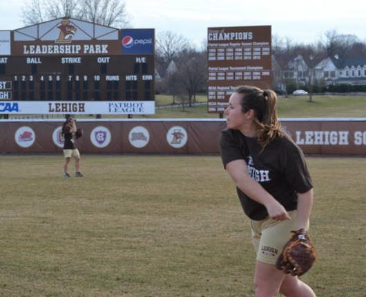 Lehigh University Softball Leadership Park 02