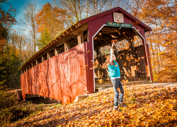State parks Covered Bridge