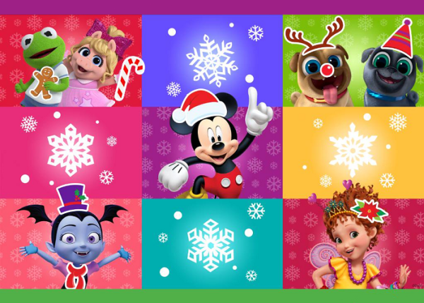 Disney Junior Holiday Party on Tour at the Smart Financial Centre at Sugar Land.