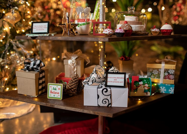 Jingle Trees: Holiday How-To Workshop at the Houston Museum of Natural Science at Sugar Land.