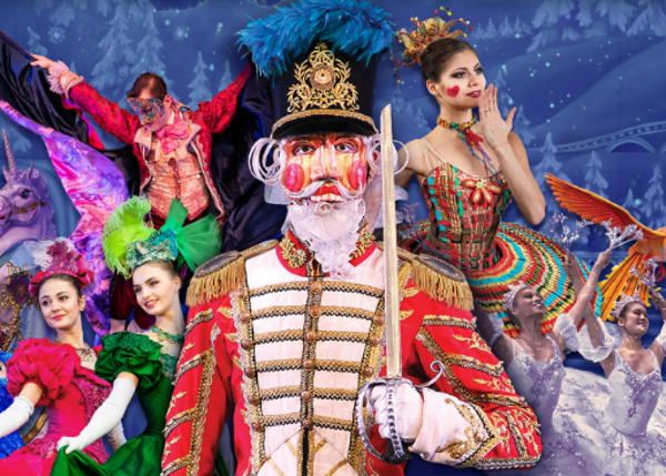 Moscow Ballet's Great Russian Nutcracker at the Smart Financial Centre at Sugar Land.
