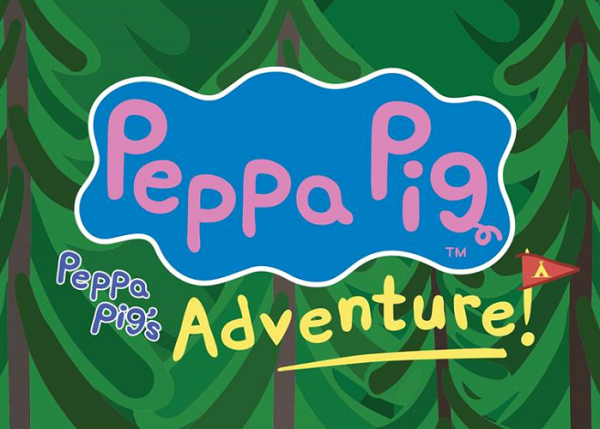 Peppa Pig's Adventure promotional poster