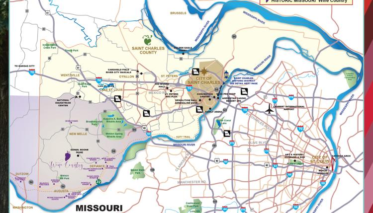 Washington Mo Zip Code Map