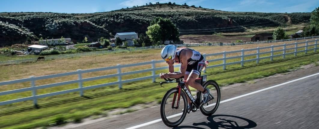 IRONMAN Boulder Biker