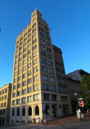 Jackson Building - 1920s Architecture