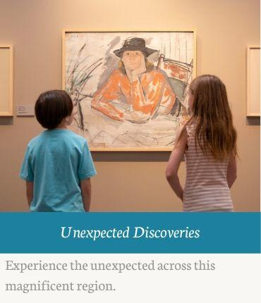 Unexpected Discoveries
