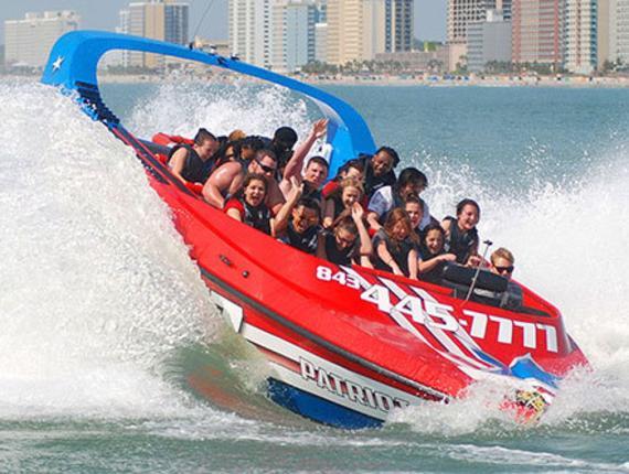 Patriot Jet Boat