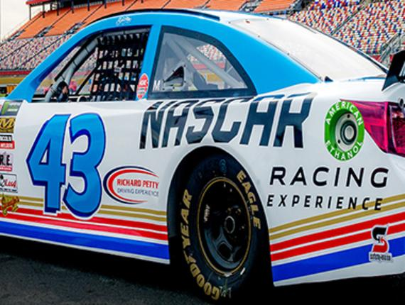 Nascar Racing Experience At Myrtle
