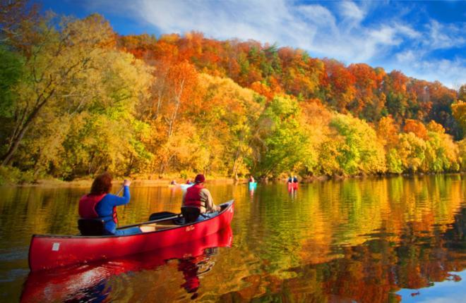 Upper James River Water Trail - Virginia