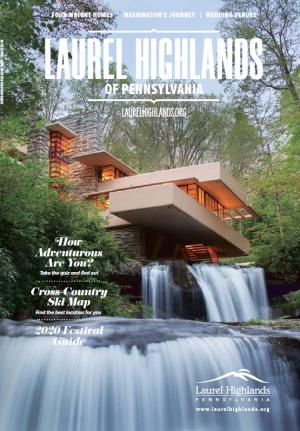 2020 Laurel Highlands Destination Guide