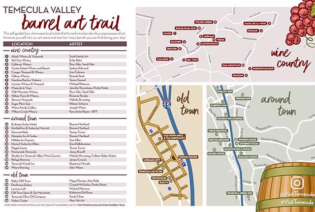 Barrel Art Trail 2020