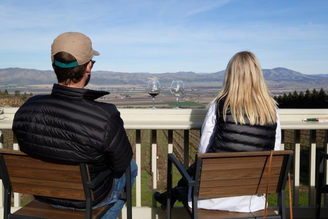 Salinas Valley Hahn Winery