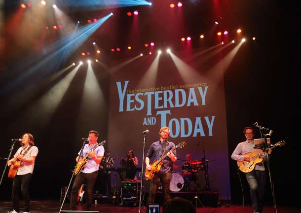 Yesterday and Today: The Interactive Beatles Experience