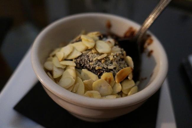 daireds dessert mousse