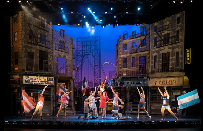 In the Heights at Music Theatre Wichita