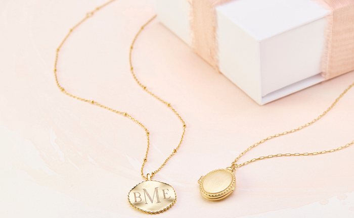 Gorjana Irvine Necklaces Mother's Day
