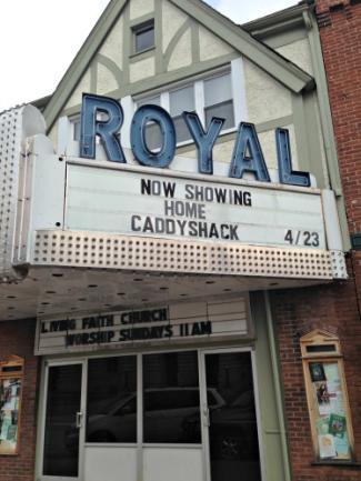 Royal Theater Danville