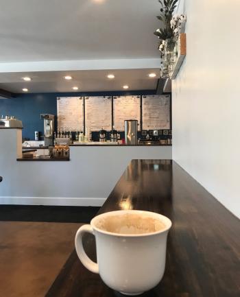 Breve Coffee & Crepes