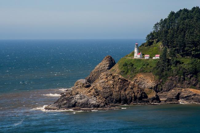 Florence Heceta Head Lighthouse