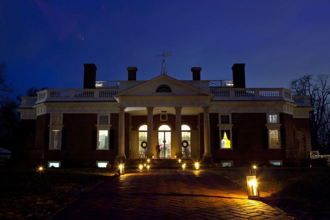 Monticello Holidays