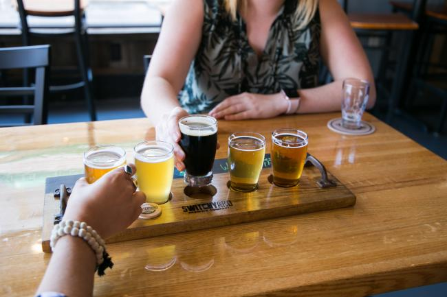 switchyard brewery