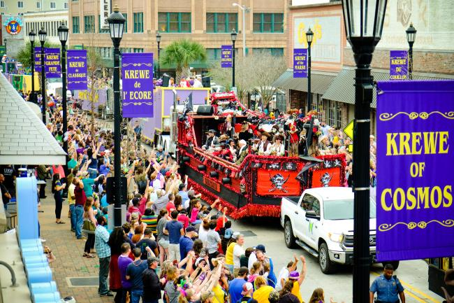 Krewe of Krewes Parade