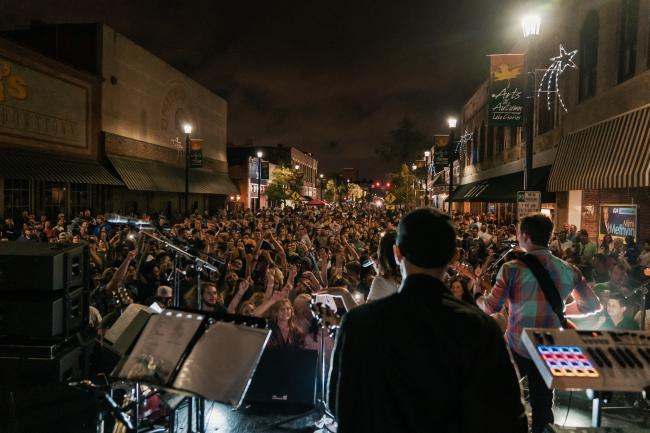 Chuck Fest Concert