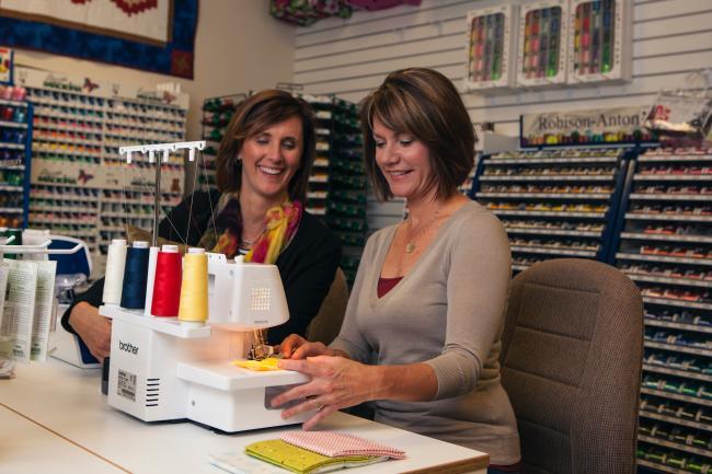English's Sew & Vac Workshop