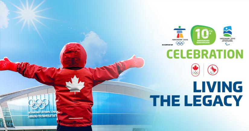 Living the Legacy - Richmond Olympic Oval