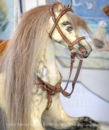 Antique horse