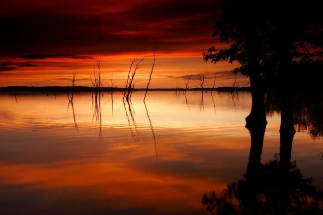 Hillsdale Reservoir