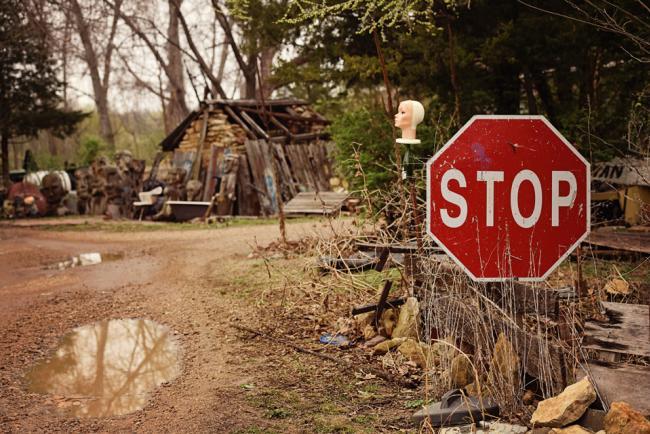 truckhenge stop