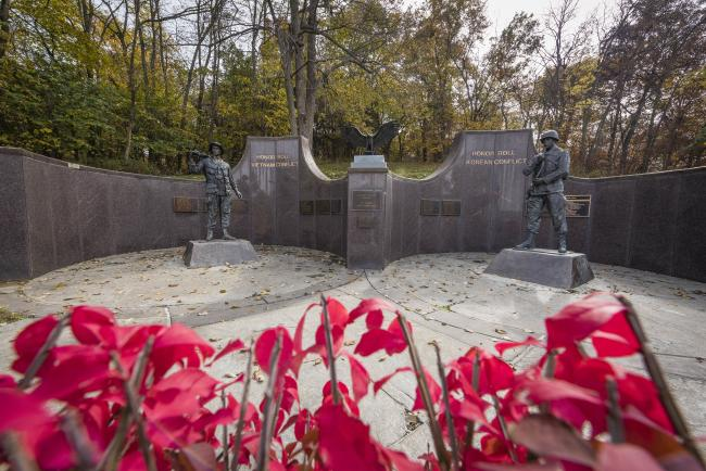 Korean Vietnam War Memorial