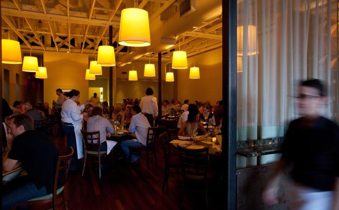 Shade Restaurant in Houston