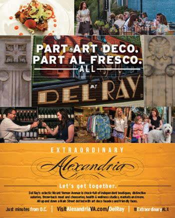 Del Ray Print Ad
