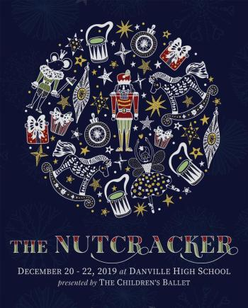 Come see The Nutcracker in Danville on Dec. 20, 21, and 22.